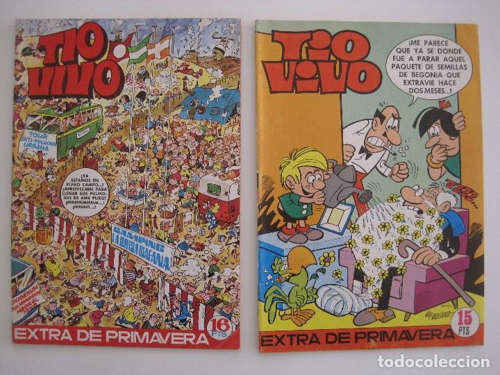 Tebeos: TIO VIVO--LOTE DE 37 EXTRA VACACIONES NAVIDAD PRIMAVERA CARNAVAL VERANO FUTBOL BRUGUERA - Foto 26 - 252601720