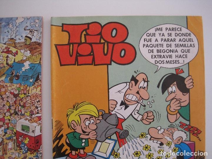 Tebeos: TIO VIVO--LOTE DE 37 EXTRA VACACIONES NAVIDAD PRIMAVERA CARNAVAL VERANO FUTBOL BRUGUERA - Foto 27 - 252601720