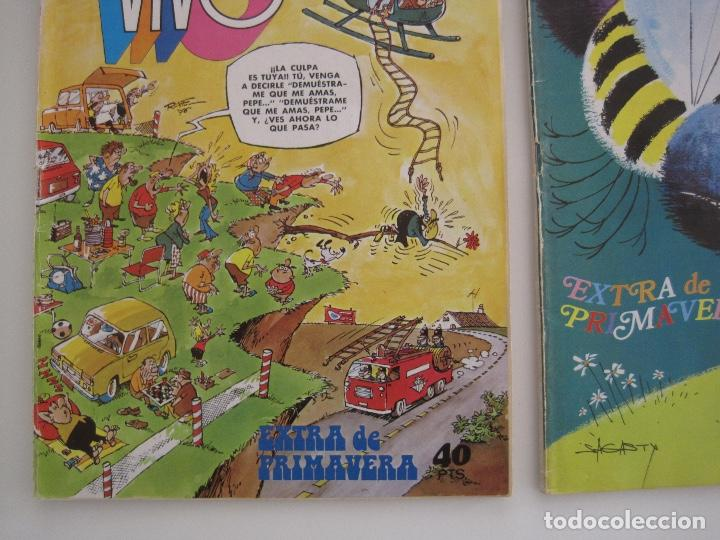 Tebeos: TIO VIVO--LOTE DE 37 EXTRA VACACIONES NAVIDAD PRIMAVERA CARNAVAL VERANO FUTBOL BRUGUERA - Foto 31 - 252601720