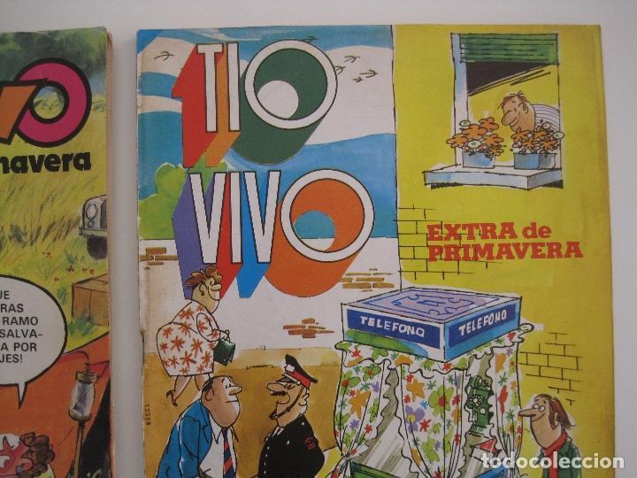 Tebeos: TIO VIVO--LOTE DE 37 EXTRA VACACIONES NAVIDAD PRIMAVERA CARNAVAL VERANO FUTBOL BRUGUERA - Foto 33 - 252601720