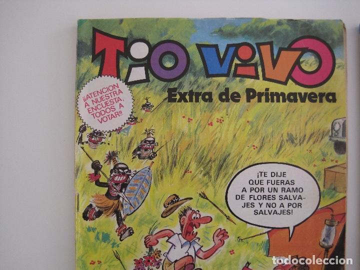Tebeos: TIO VIVO--LOTE DE 37 EXTRA VACACIONES NAVIDAD PRIMAVERA CARNAVAL VERANO FUTBOL BRUGUERA - Foto 34 - 252601720