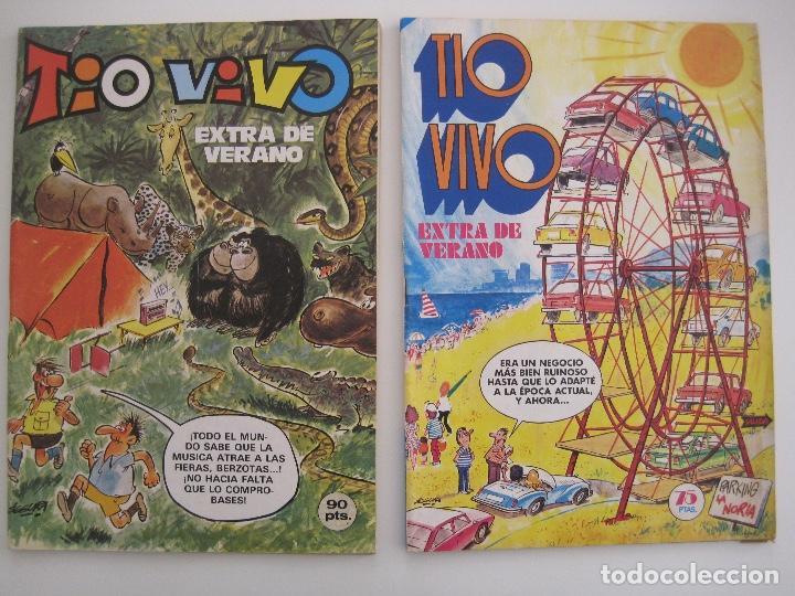 Tebeos: TIO VIVO--LOTE DE 37 EXTRA VACACIONES NAVIDAD PRIMAVERA CARNAVAL VERANO FUTBOL BRUGUERA - Foto 35 - 252601720