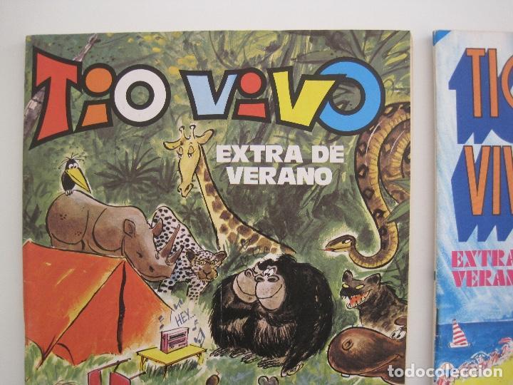 Tebeos: TIO VIVO--LOTE DE 37 EXTRA VACACIONES NAVIDAD PRIMAVERA CARNAVAL VERANO FUTBOL BRUGUERA - Foto 36 - 252601720