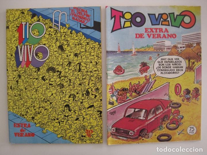 Tebeos: TIO VIVO--LOTE DE 37 EXTRA VACACIONES NAVIDAD PRIMAVERA CARNAVAL VERANO FUTBOL BRUGUERA - Foto 44 - 252601720
