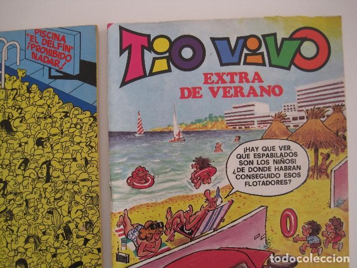 Tebeos: TIO VIVO--LOTE DE 37 EXTRA VACACIONES NAVIDAD PRIMAVERA CARNAVAL VERANO FUTBOL BRUGUERA - Foto 45 - 252601720