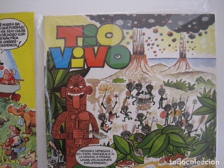 Tebeos: TIO VIVO--LOTE DE 37 EXTRA VACACIONES NAVIDAD PRIMAVERA CARNAVAL VERANO FUTBOL BRUGUERA - Foto 48 - 252601720