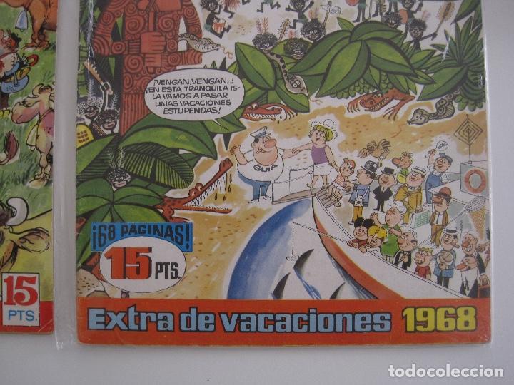 Tebeos: TIO VIVO--LOTE DE 37 EXTRA VACACIONES NAVIDAD PRIMAVERA CARNAVAL VERANO FUTBOL BRUGUERA - Foto 49 - 252601720