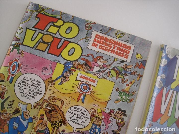 Tebeos: TIO VIVO--LOTE DE 37 EXTRA VACACIONES NAVIDAD PRIMAVERA CARNAVAL VERANO FUTBOL BRUGUERA - Foto 57 - 252601720