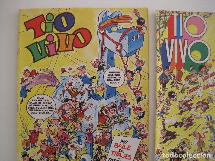 Tebeos: TIO VIVO--LOTE DE 37 EXTRA VACACIONES NAVIDAD PRIMAVERA CARNAVAL VERANO FUTBOL BRUGUERA - Foto 60 - 252601720