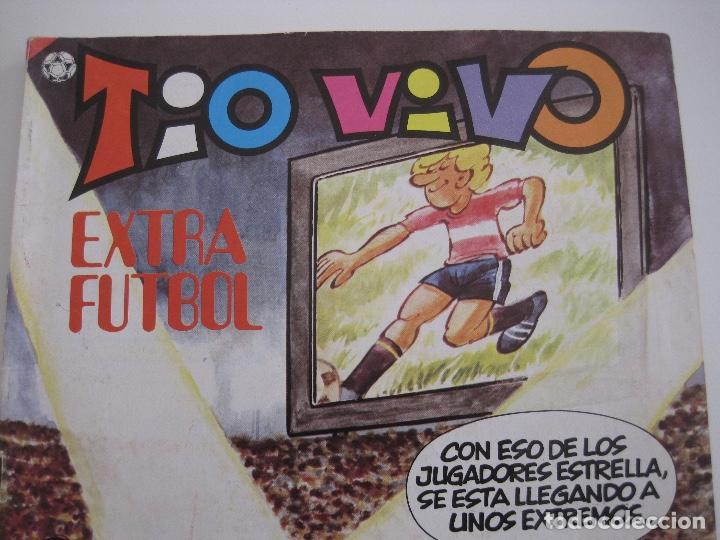 Tebeos: TIO VIVO--LOTE DE 37 EXTRA VACACIONES NAVIDAD PRIMAVERA CARNAVAL VERANO FUTBOL BRUGUERA - Foto 63 - 252601720