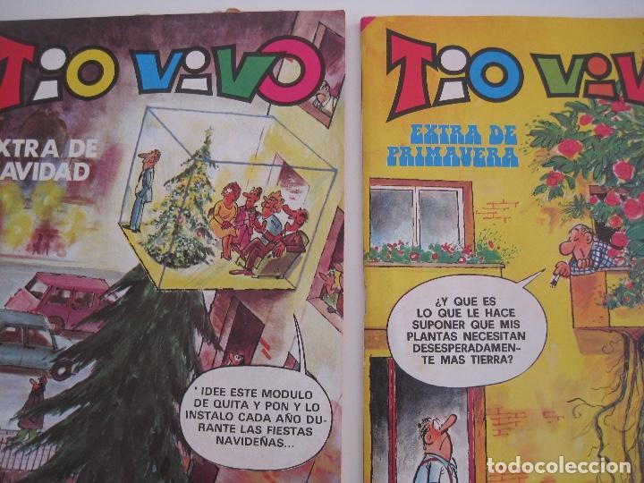 Tebeos: TIO VIVO--LOTE DE 37 EXTRA VACACIONES NAVIDAD PRIMAVERA CARNAVAL VERANO FUTBOL BRUGUERA - Foto 72 - 252601720