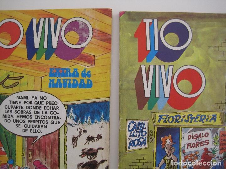 Tebeos: TIO VIVO--LOTE DE 37 EXTRA VACACIONES NAVIDAD PRIMAVERA CARNAVAL VERANO FUTBOL BRUGUERA - Foto 75 - 252601720