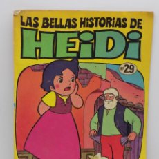 Tebeos: HEIDI N.29. Lote 252727115