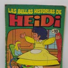 Tebeos: HEIDI N.10. Lote 252727125
