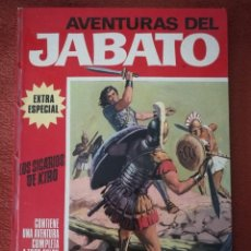 Tebeos: AVENTURAS DEL JABATO. Lote 252749285