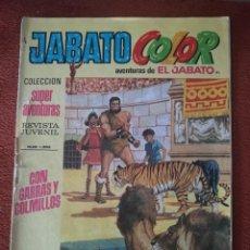 Tebeos: JABATO COLOR. Lote 252750870