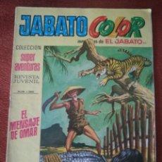 Tebeos: JABATO COLOR. Lote 252752140