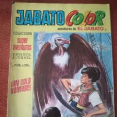 Tebeos: JABATO COLOR. Lote 252753110