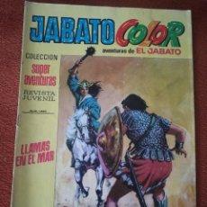 Tebeos: JABATO COLOR. Lote 252754320