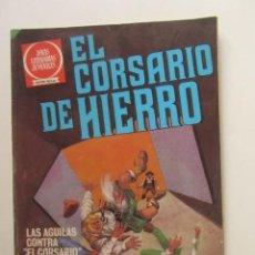 Giornalini: EL CORSARIO DE HIERRO Nº 56 - JOYAS LITERARIAS JUVENILES SERIE ROJA BRUGUERA 1980 ARX87. Lote 252823850