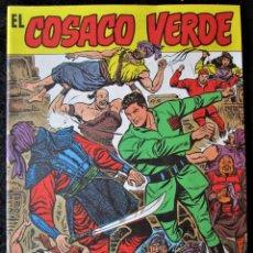 Tebeos: EL COSACO VERDE - ALMANAQUE PARA 1961 (FACSIMIL) BRUGUERA ''MUY BUEN ESTADO''. Lote 252839135