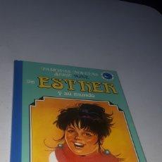 Tebeos: VOLUMEN 9 SERIE AZUL ESTHER PRIMERA EDICION 1984 BRUGUERA MUY BUEN ESTADO. Lote 252919840