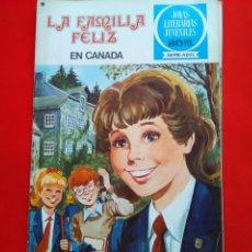 Tebeos: LA FAMILIA FELIZ EN CANADÁ N° 4. Lote 252990315