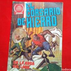 Tebeos: EL CORSARIO DE HIERRO SERIE ROJA . . EN LA BOCA DEL LOBO .N° 4. Lote 252992260