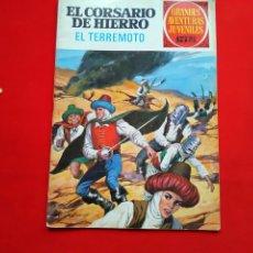 Tebeos: EL CORSARIO DE HIERRO N°57. Lote 253038050