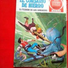 Tebeos: EL CORSARIO DE HIERRO N° 277. Lote 253038475