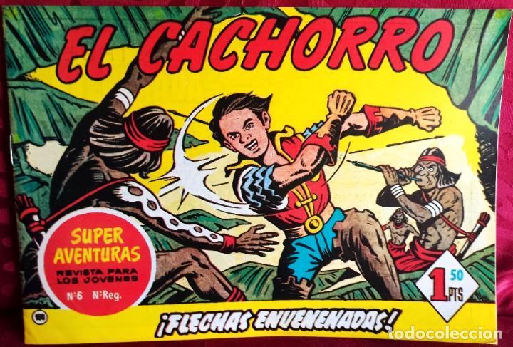 EL CACHORRO - ORIGINAL DEL AÑO 1983 - NÚM. 160 - FLECHAS ENVENENADAS - BUEN ESTADO (Tebeos y Comics - Bruguera - El Cachorro)