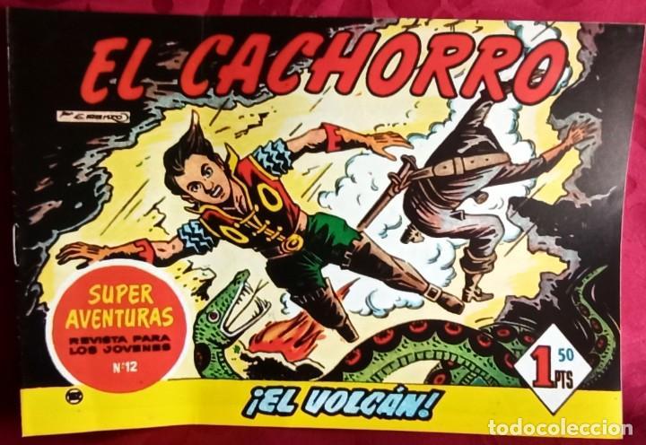 EL CACHORRO - ORIGINAL DEL AÑO 1983 - NÚM. 102 - EL VOLCAN - BUEN ESTADO (Tebeos y Comics - Bruguera - El Cachorro)