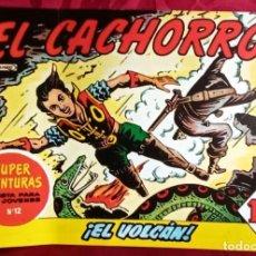 Tebeos: EL CACHORRO - ORIGINAL DEL AÑO 1983 - NÚM. 102 - EL VOLCAN - BUEN ESTADO. Lote 253062565