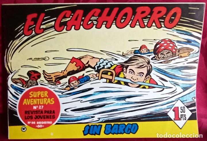 EL CACHORRO - ORIGINAL DEL AÑO 1983 - NÚM. 167 - SIN BARCO - BUEN ESTADO (Tebeos y Comics - Bruguera - El Cachorro)