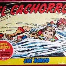 Tebeos: EL CACHORRO - ORIGINAL DEL AÑO 1983 - NÚM. 167 - SIN BARCO - BUEN ESTADO. Lote 253062600