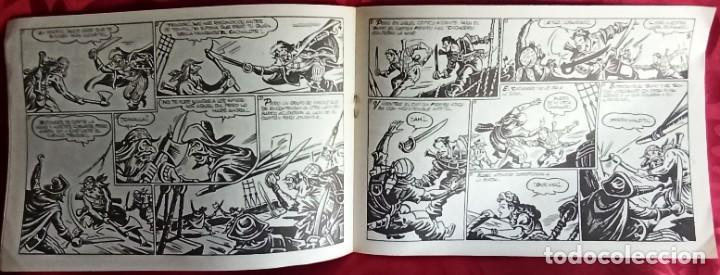 Tebeos: EL CACHORRO - ORIGINAL del Año 1982 - El cachorro se lanza al abordaje - Buen estado - Foto 2 - 253062855