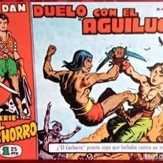 Tebeos: EL CACHORRO - ORIGINAL DEL AÑO 1982 - DUELO CON EL AGUILUCHO - BUEN ESTADO. Lote 253062925