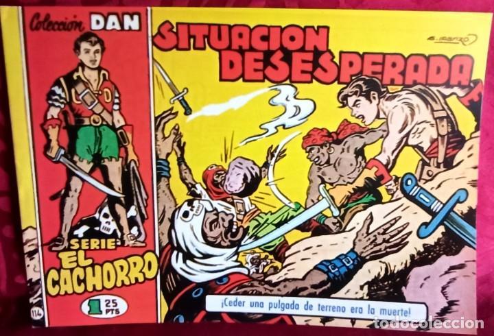 EL CACHORRO - ORIGINAL - SITUACION DESESPERADA - BUEN ESTADO (Tebeos y Comics - Bruguera - El Cachorro)