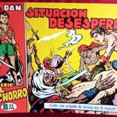 Tebeos: EL CACHORRO - ORIGINAL - SITUACION DESESPERADA - BUEN ESTADO. Lote 253063005