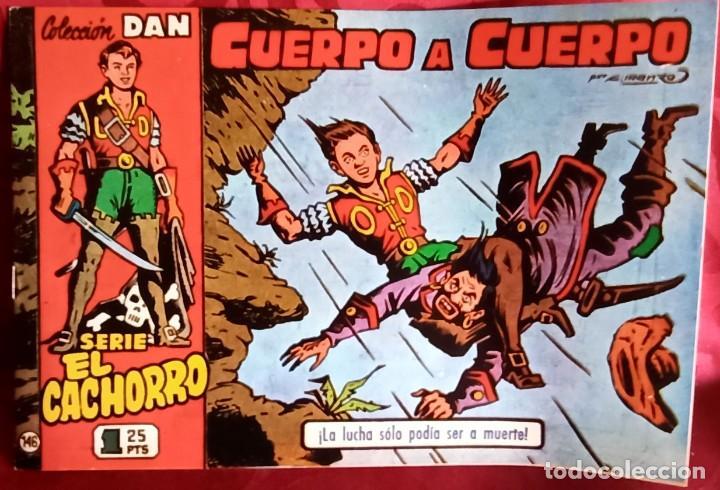 EL CACHORRO - ORIGINAL DEL AÑO 1983 - CUERPO A CUERPO - BUEN ESTADO (Tebeos y Comics - Bruguera - El Cachorro)