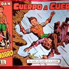 Tebeos: EL CACHORRO - ORIGINAL DEL AÑO 1983 - CUERPO A CUERPO - BUEN ESTADO. Lote 253063155