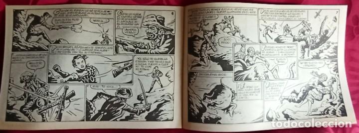 Tebeos: EL CACHORRO - ORIGINAL del año 1983 - Cuerpo a cuerpo - Buen estado - Foto 2 - 253063155