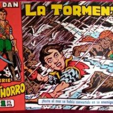 Tebeos: EL CACHORRO - ORIGINAL DEL AÑO 1983 - LA TORMENTA - BUEN ESTADO. Lote 253063170
