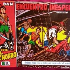 Tebeos: EL CACHORRO - ORIGINAL DEL AÑO 1983 - ENCUENTRO INESPERADO - BUEN ESTADO. Lote 253063240