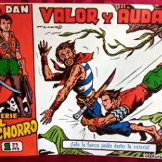 Tebeos: EL CACHORRO - ORIGINAL DEL AÑO 1983 - VALOR Y AUDACIA - BUEN ESTADO. Lote 253063275