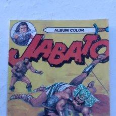 Tebeos: JABATO Nº7, EL RETO DE ZANDAK, CUARTA ÉPOCA, 1981. Lote 253074000