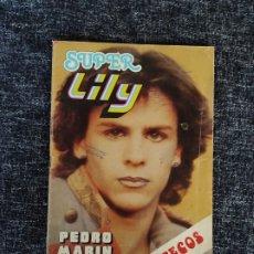 Tebeos: SUPER LILY Nº 54 - EDITA: BRUGUERA AÑOS 80. Lote 253172465