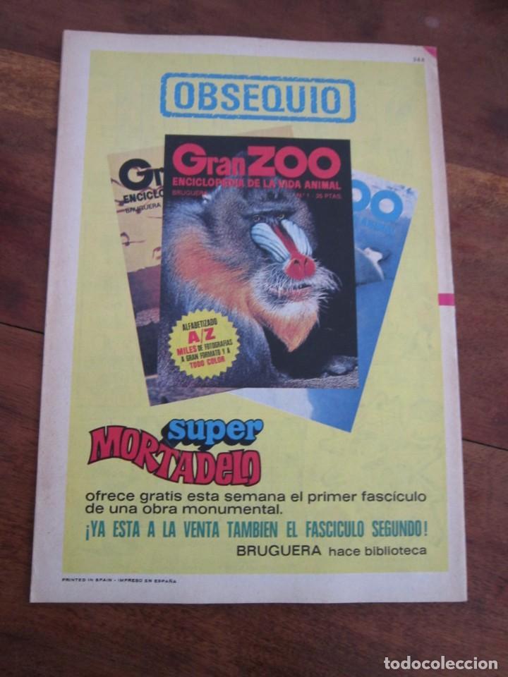 Tebeos: LOTE 94 REVISTA JUVENIL DDT BRUGUERA ENTRE LOS NUMS 279 Y 523 MUY BUEN ESTADO - Foto 39 - 237761035