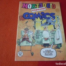 Tebeos: MORTADELO ESPECIAL COMICS Nº 185 ¡BUEN ESTADO! REVISTA SEMANAL 1984 BRUGUERA. Lote 253207815