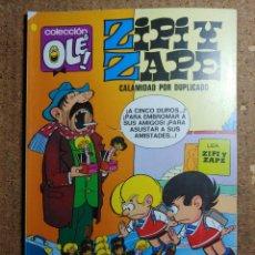 Tebeos: COMIC DE OLE ZIPI Y ZAPE EN CALAMIDAD POR DUPLICADO DEL AÑO 1990 Nº 67 - Z.27. Lote 253214540